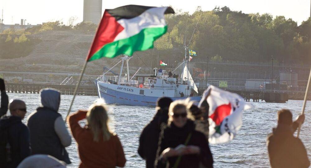 3. Gazze'ye Özgürlük Filosu