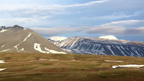 Ural dağları. Komi Cumhuriyeti - Sputnik Türkiye