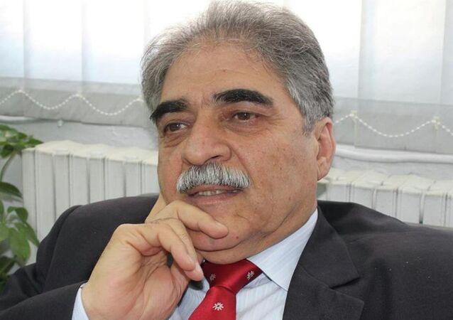 Cezire Kantonu Başbakan Yardımcısı Hüseyin Azzam