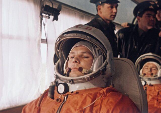 Uzay Kovboyları: Yuri Gagarin ve ekibi