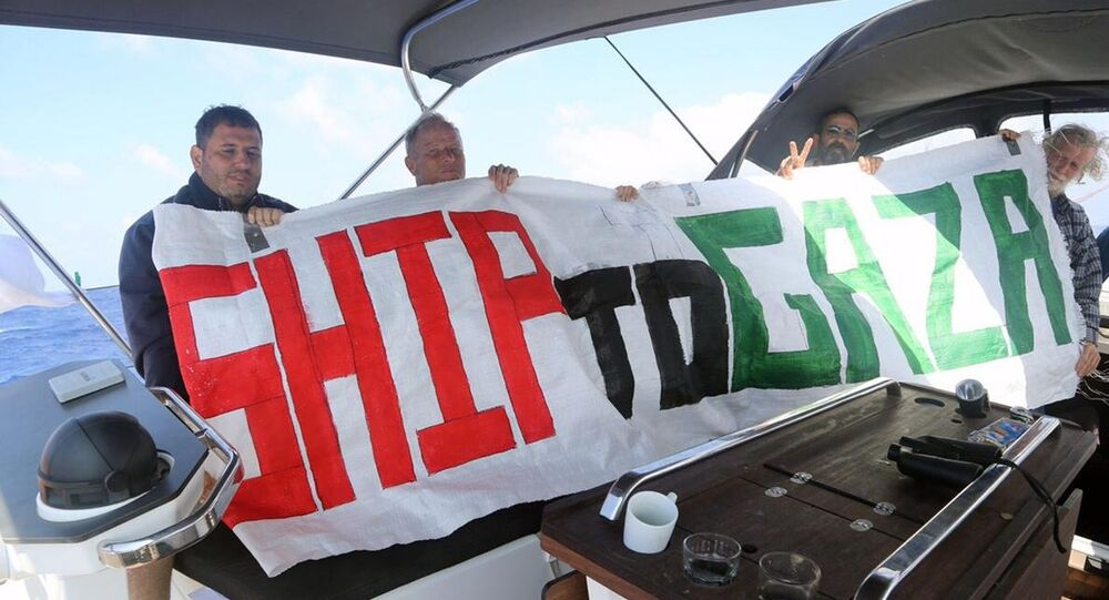 Gazze'ye 3. Özgürlük Filosu