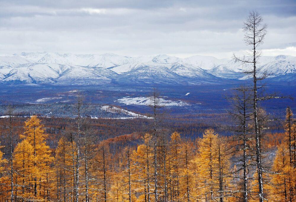 Yakutisan. Olekminski bölgesi