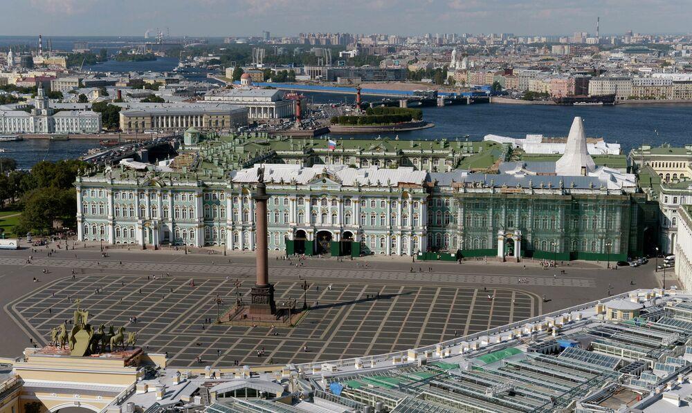 Ermitaj Müzesi.