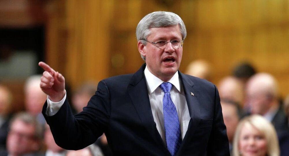 Kanada Başbakanı Stephen Harper