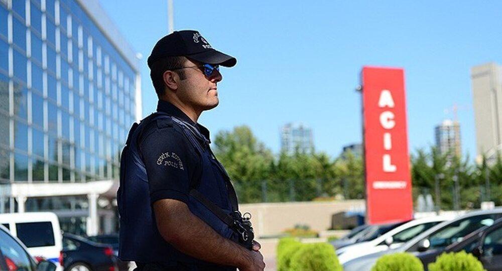 polis, hastane, güvenlik
