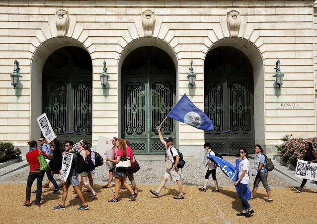 TPP karşıtı gösteriler