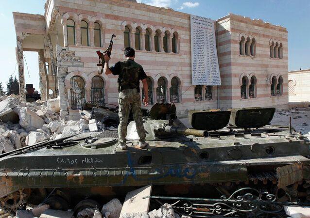Suriye - Azaz - ÖSO