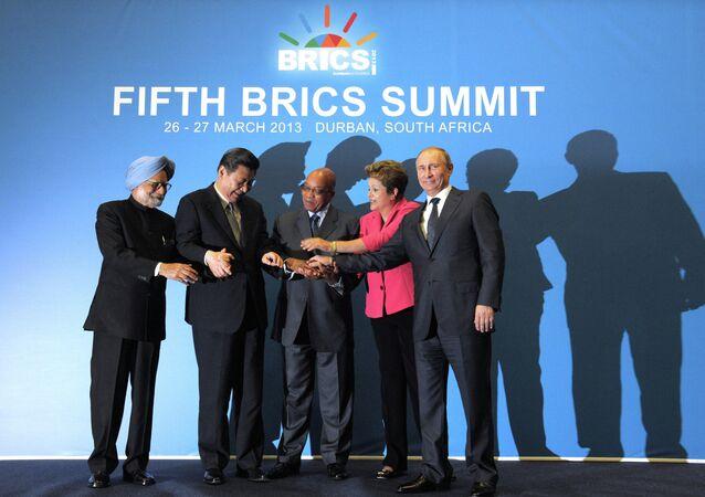 Güney Afrika'daki BRICS liderler zirvesi