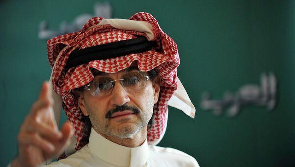 Al-Walid bin Talal - Sputnik Türkiye