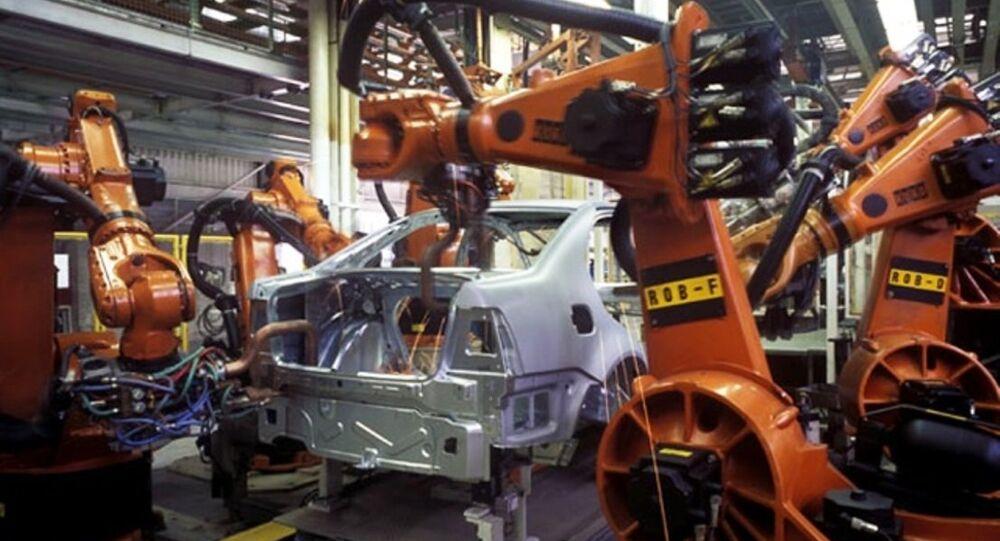 Volkswagen fabrikası