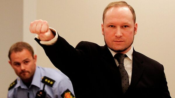 Anders Behring Breivik - Sputnik Türkiye