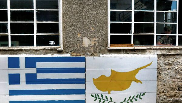 Yunanistan- Güney Kıbrıs Rum Kesimi - Sputnik Türkiye