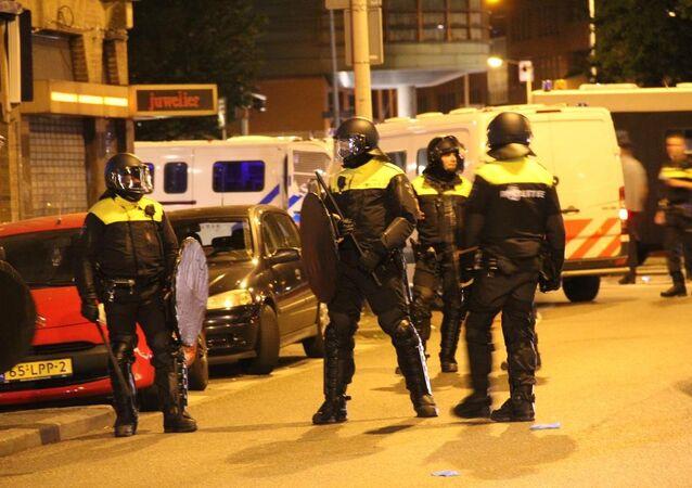 Hollanda'da gözaltındaki ölüm