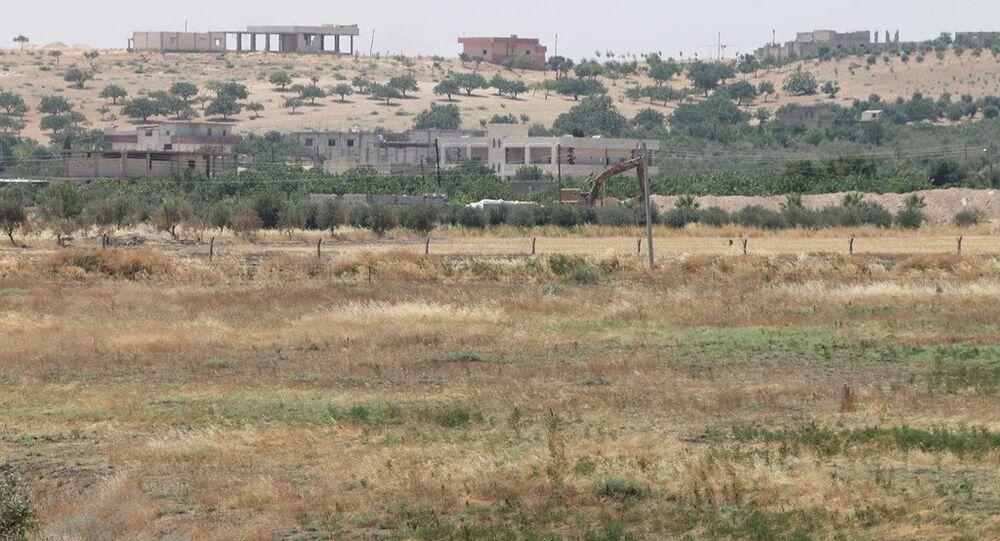 Türkiye, Suriye, Ceraplus sınır hattı