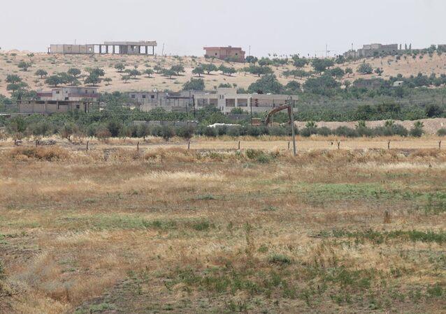 Türkiye, Suriye, Cerablus sınır hattı