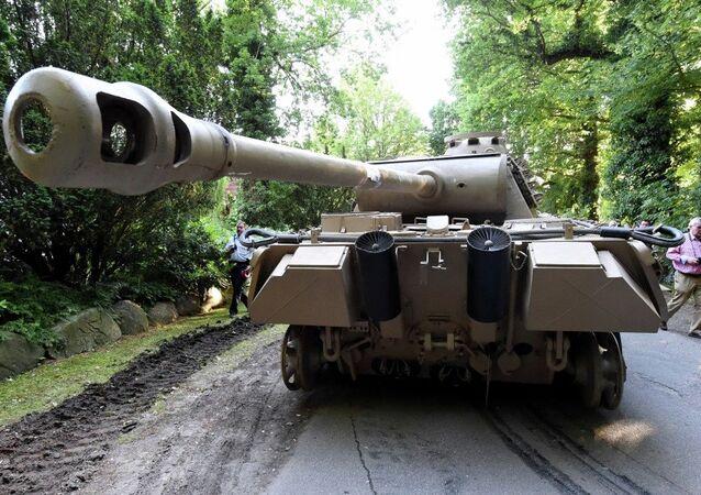 Almanya tank