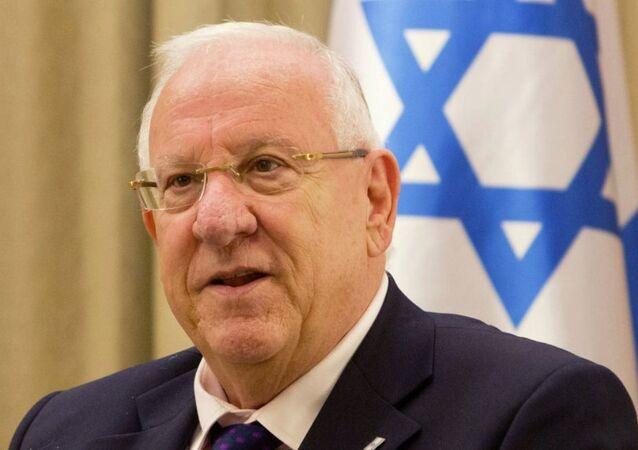 İsrail Cumhurbaşkanı Reuven Rivlin