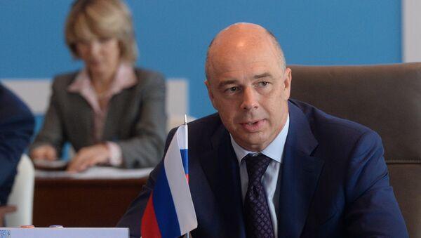 Rusya Maliye Bakanı Anton Siluanov - Sputnik Türkiye