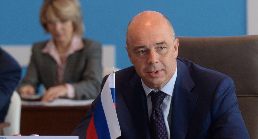 Rusya Maliye Bakanı Anton Siluanov