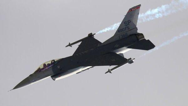 F-16 uçağı - Sputnik Türkiye