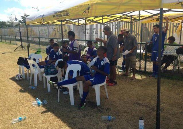 Mikronezya U23 Milli Takımı