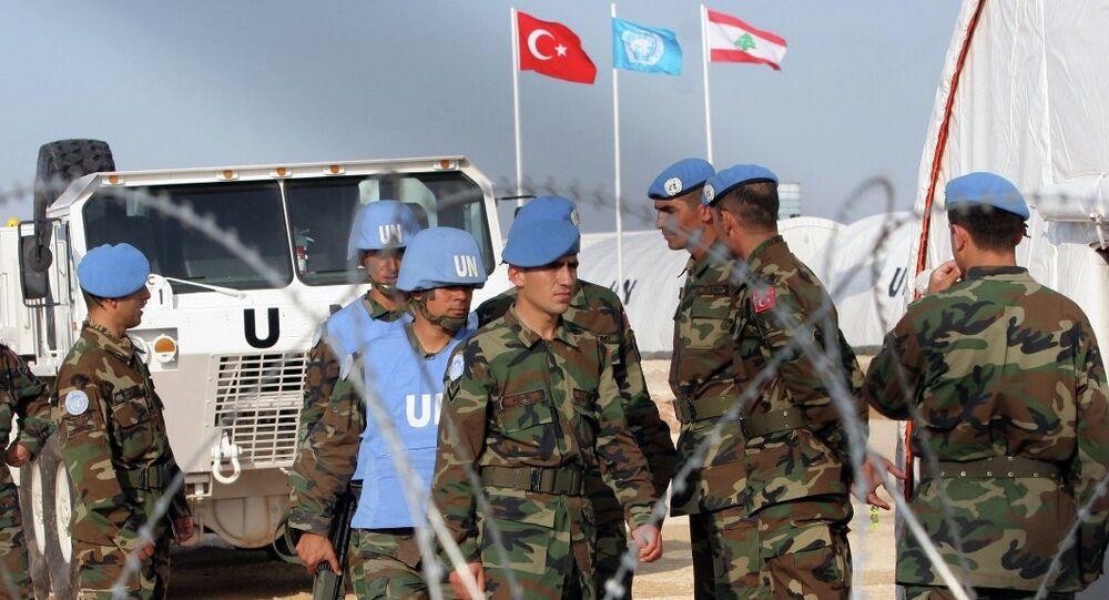 Birleşmiş Milletler Geçici Görev Gücü (UNIFIL)