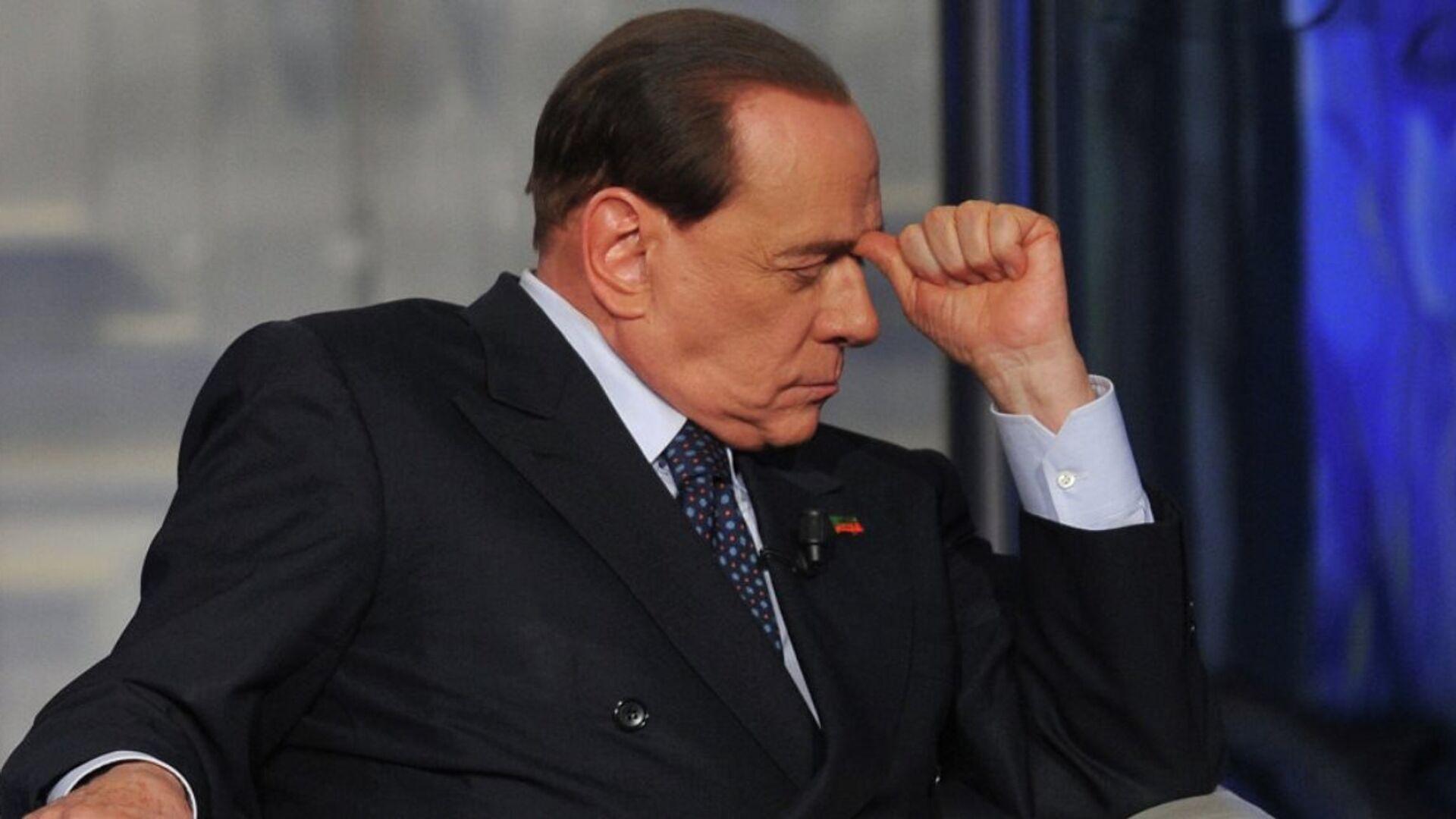 Silvio Berlusconi - Sputnik Türkiye, 1920, 27.08.2021