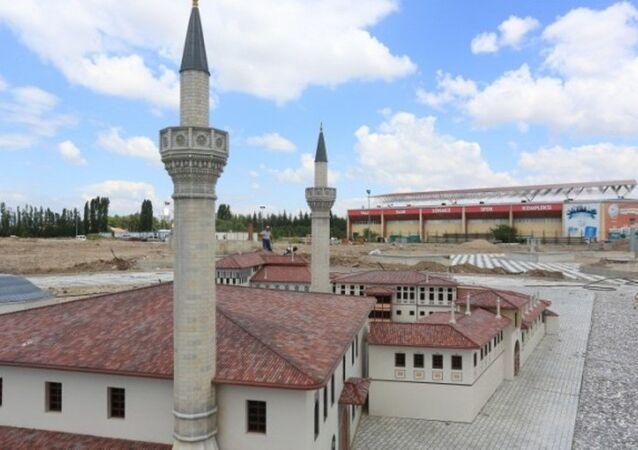 'Türk dünyasının miniatürk'ü