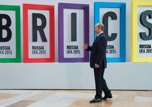 Putin BRICS zirvesinde