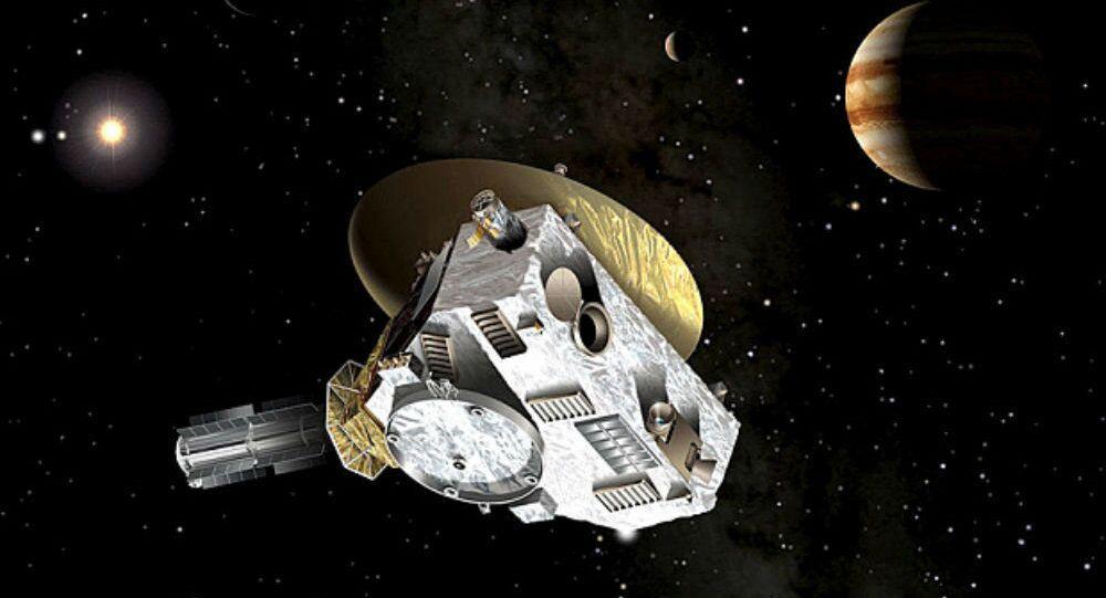 'Yeni Ufuklar' uzay aracı