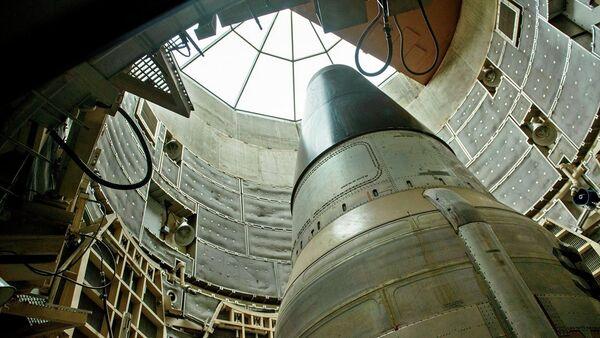 ABD-Nükleer bomba - Sputnik Türkiye