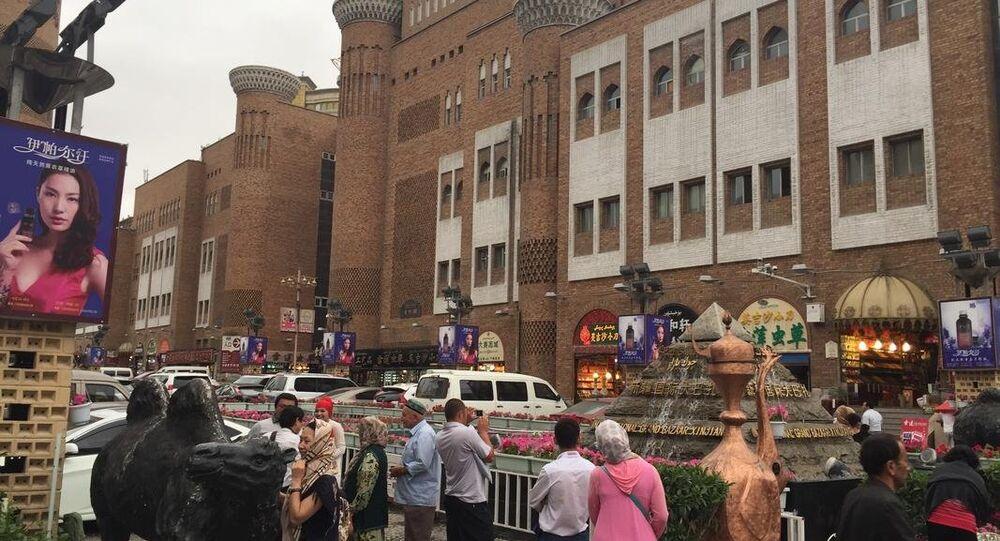 Çin'in Sincan Uygur Özerk Bölgesi