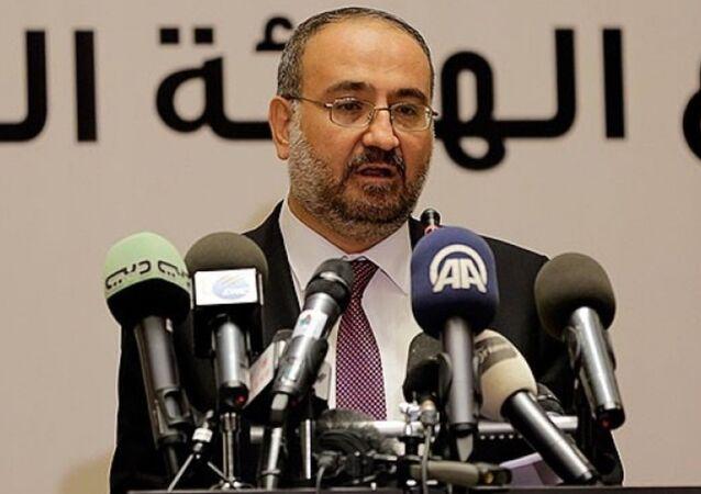 Suriye Geçici Hükümeti'nin Başbakanı Dr. Ahmet Toma