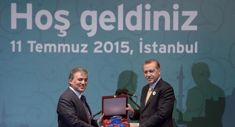 Recep Tayyip Erdoğan, Abdullah Gül