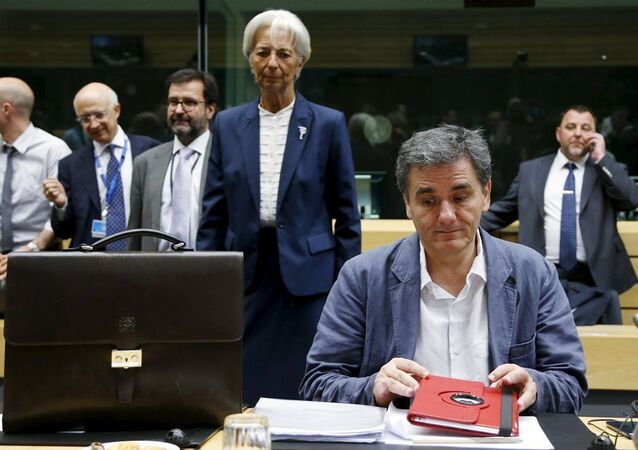Yunanistan, maliye bakanları toplantısı