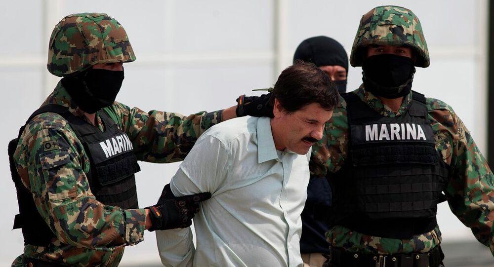 Uyuşturucu baronu 'El Chapo' hapisten kaçtı