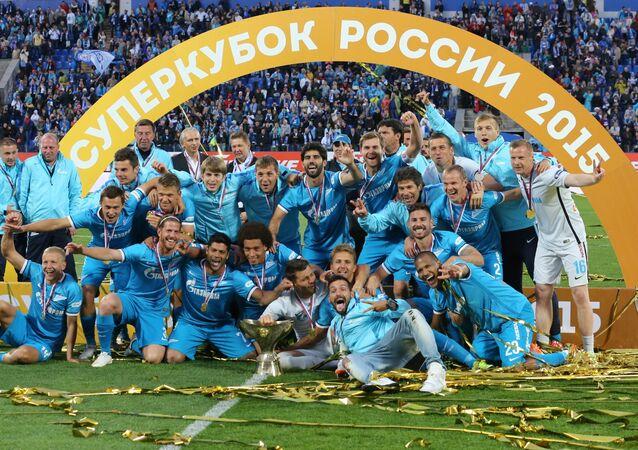 Zenit futbol takımı