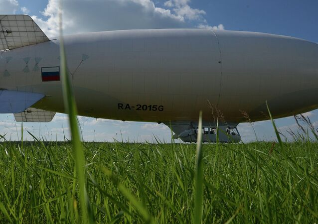 Rusya, balistik füze radarlı zeplinler üretebilir