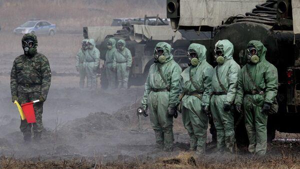 Kimyasal silah - Sputnik Türkiye