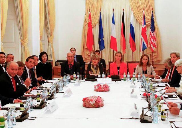 İran nükleer müzakereleri