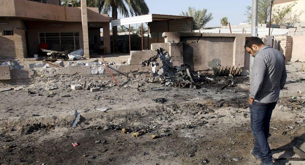 Irak çatışma, sivil