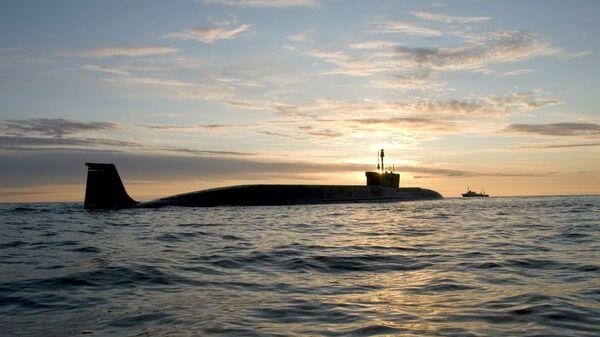 Rusya'nın 'en ölümcül' denizaltıları - Sputnik Türkiye