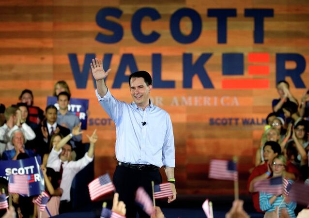 Wisconsin Valisi Scott Walker