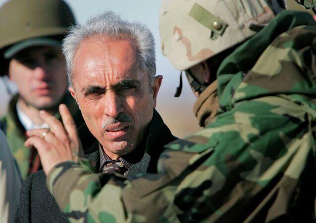 Irak eski Genelkurmay Başkanı Babekir Zebari