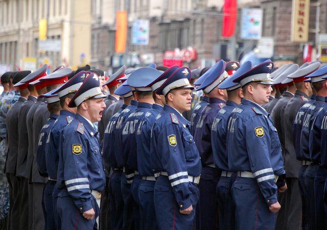 Rus polisler