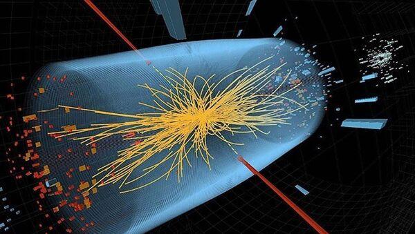 Büyük Hadron Çarpıştırıcısı, CERN - Sputnik Türkiye
