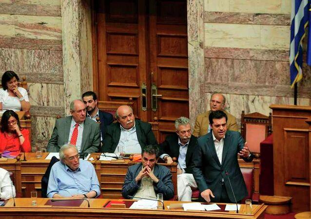Yunanistan Parlamentosu, Çipras