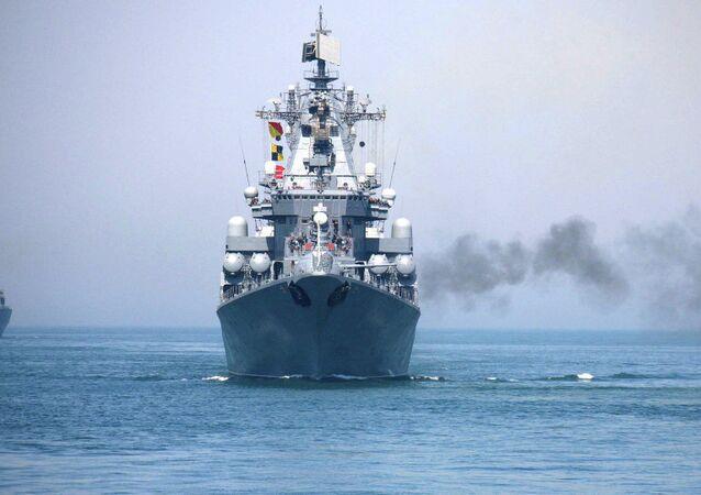 Rusya ve Çin'den askeri tatbikat