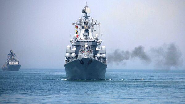 Rusya ve Çin'den askeri tatbikat - Sputnik Türkiye