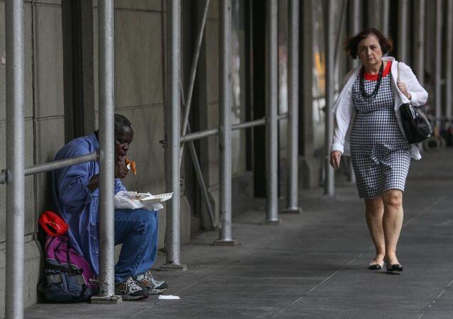 ABD'nin evsizlik ve 'çadır kent' sorunu